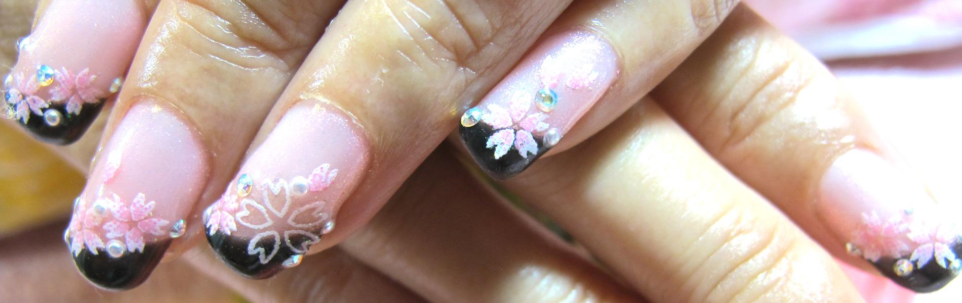 深爪矯正で美しい爪へ